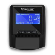 Детектор банкнот Mercury D-20A Flash Pro LCD