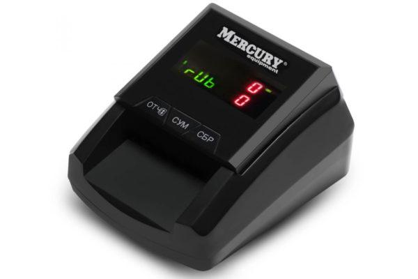 Купить детектор банкнот Mercury D-20A Flash Pro LED в Санкт-Петербурге